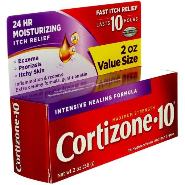 Cortizone-10 Intensive-Healing Formula anti-itch cream