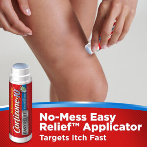 Cortizone 10 Easy Relief Anti Itch (1.25 Oz), Liquid Applicator