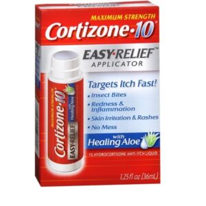 Cortizone-10 Anti-Itch max strength Liquid roll on