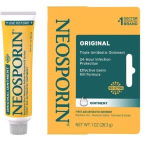Neosporin First Aid Antibiotic Ointment, 1oz