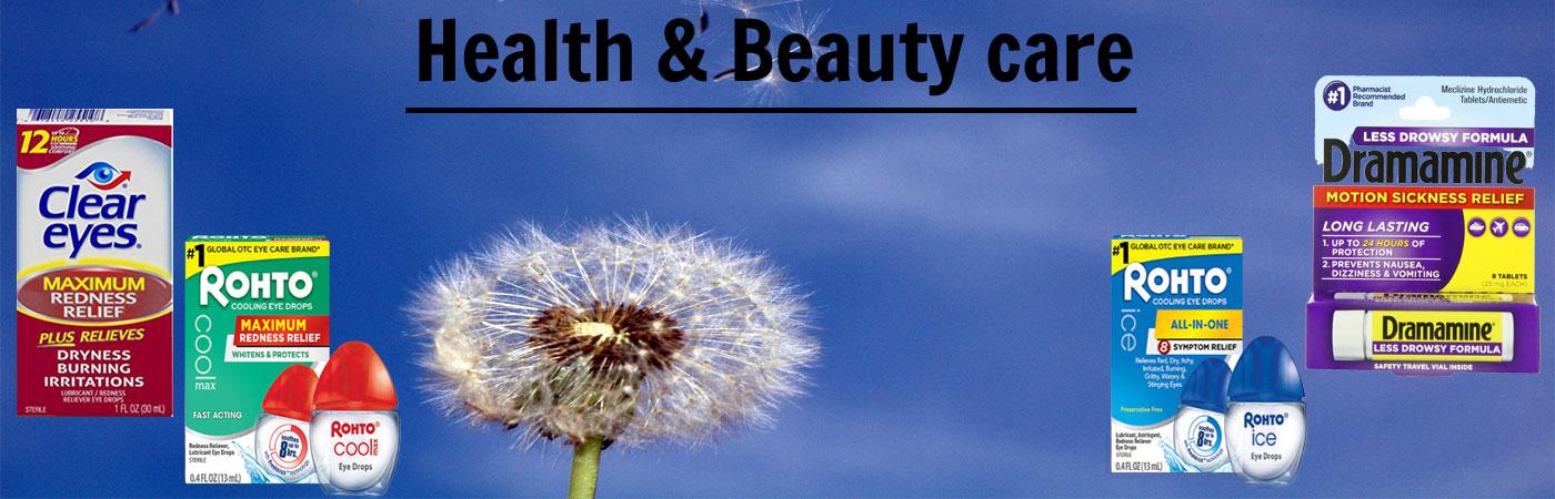 Health & Beauty Care