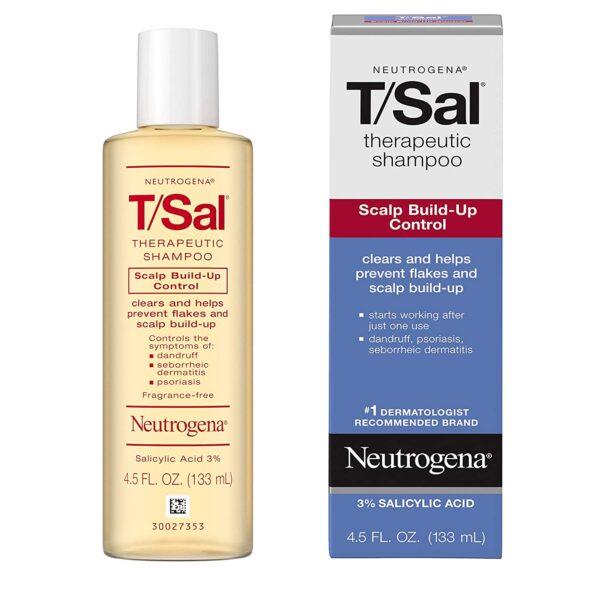 Neutrogena T/Sal Therapeutic Scalp Shampoo for Scalp 3% salicylic acid