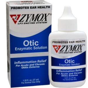zymox otic Ear drops with 1% Hydrocortisone