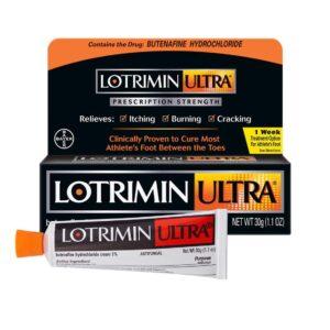 Lotrimin Ultra strongest Foot Treatment 1.1oz