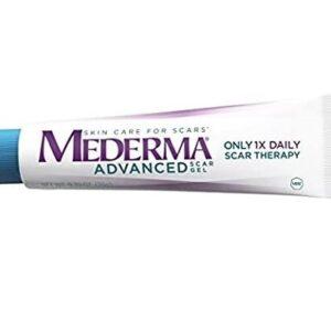 Mederma Advanced Scar Gel Old & New Scars