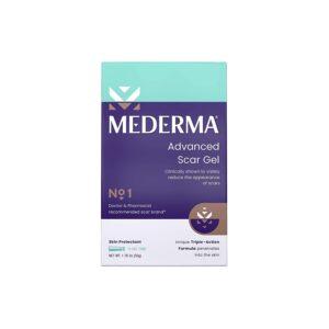 """Mederma Advanced Scar Gel Old & New Scars tripple action formula """"UK"""""""