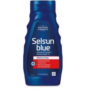 selsun blue medicated shampoo uk